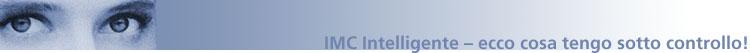 IMC intelligente - ecco cosa tengo sotto controllo!
